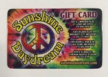 Sunshine Daydream Gift Card