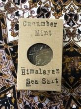 Handmade Cucumber Mint Soap