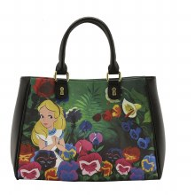 Alice in the Garden Bag by Loungefly x Disney