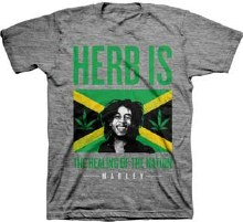 Bob Marley Herb Is
