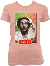 Bob Marley Ladies Floral Stare