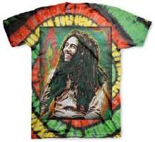 Bob Marley Tie Dye Spray