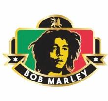 Bob Marley Lion Hat Pin