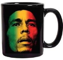 Bob Marley Rasta Face Mug