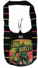 Bob Marley Rasta Stripe Shoulder Bag