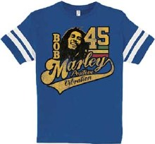 Bob Marley Kids 45 Athletic Blue