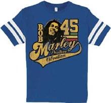 Bob Marley Kids 45 Athletic Blue
