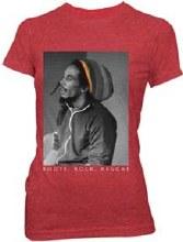 Bob Marley Ladies Roots Rock Red