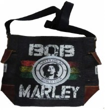 Bob Marley Natty Dread Messenger Bag