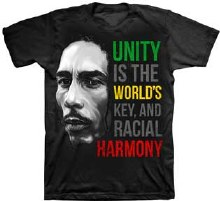 Bob Marley Burnin Unity