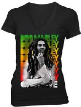 Bob Marley Ladies Block Rasta