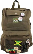 Bob Marley Natty Dread Backpack