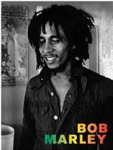 Bob Marley Smile Sticker