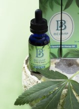 BeLeaf Life's Oils Full Spectrum CBD Tincture 1500mg
