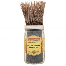 Brown Sugar Oatmeal Wildberry Incense Sticks