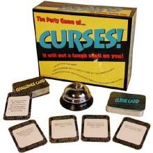Curses Board Game
