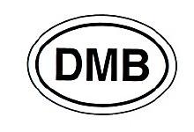 Dave Matthews Band Oval Sticker