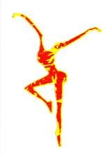 Dave Matthews Band Fire Dancer Vinyl Sticker