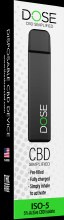 Dose CBD ISO-5 Disposable Vape Berry Mint