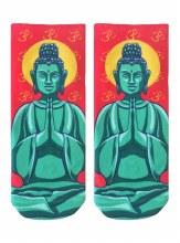 Buddha Ankle Socks