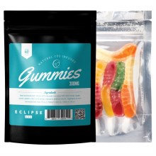 Eclipse CBD Gummy Worms