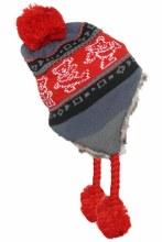 Grateful Dead Dancing Bears Ski Hat