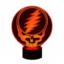 Grateful Dead Steal Your Face LED Light