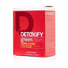 Detoxify Brand Green Clean Tea
