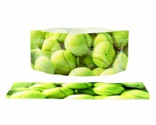 Tennis Balls Collapsible 2 count Dog Bowl
