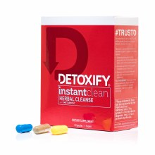 Detoxify Brand Instant Clean