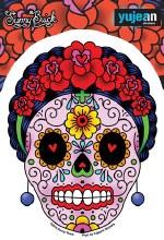 Sugar Skull Calavera Frida Sticker