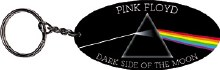 Pink Floyd Darkside of the Moon Rubber Keychain