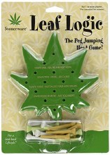 Leaf Logic Peg Game