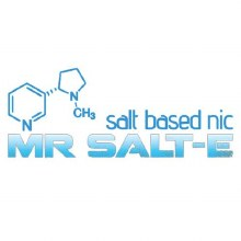 Mr. Salt-E Grapple Melon 0mg E-Juice 30mL
