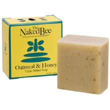 The Naked Bee Oatmeal and Honey Soap 2.75 oz