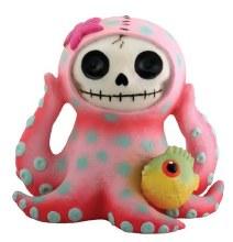 Octopee (Pink) Furrybones Figurine