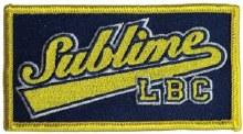 Sublime LBC Sports Logo Patch
