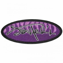 Jimi Hendrix Signature Flames Patch