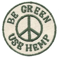 Be Green Use Hemp Patch