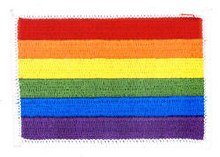 Rainbow Pride Flag Patch