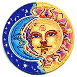 Sun Moon Patch