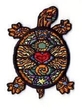 Mosiac Turtle Patch
