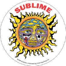 Sublime 40 Oz to Freedom Sticker