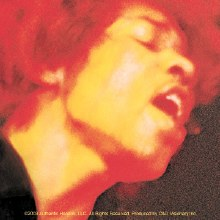 Jimi Hendrix Electric Ladyland Sticker