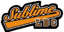 Sublime Baseball Logo Sticker