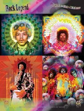 Jimi Hendrix Sticker Set