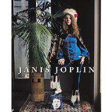 Janis Joplin Palm Sticker