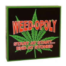 Weed-Opoly Game