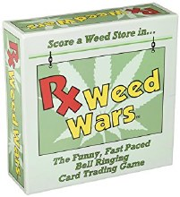 Rx Weed Wars Card Game