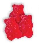 Wild Cherry Gummi Bears